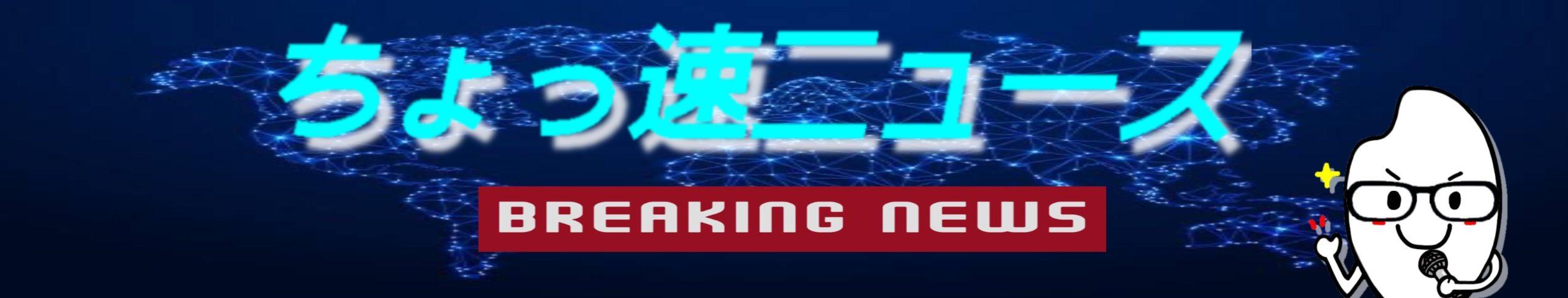 ちょっ速(ぱや)ニュース